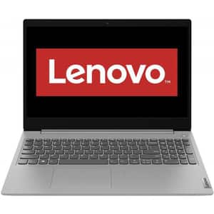 "Laptop LENOVO IdeaPad 3 15ARE05, AMD Ryzen 3-4300U pana la 3.7GHz, 15.6"" Full HD, 4GB, SSD 256GB, AMD Radeon Graphics, Free DOS, gri"
