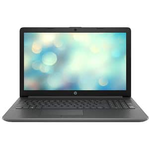 "Laptop HP 15-db1020nq, AMD Ryzen 5 3500U pana la 3.7GHz, 15.6"" Full HD, 8GB, SSD 512GB, AMD Radeon Vega 8, Free DOS, gri inchis"