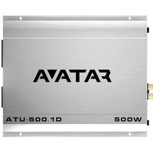 Amplificator auto AVATAR ATU 500.1D, 1 canal, 500W