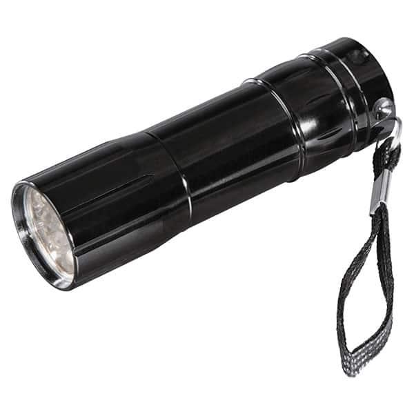 Lanterna LED HAMA Basic FL-92, 0.5W, 25 lumeni, negru