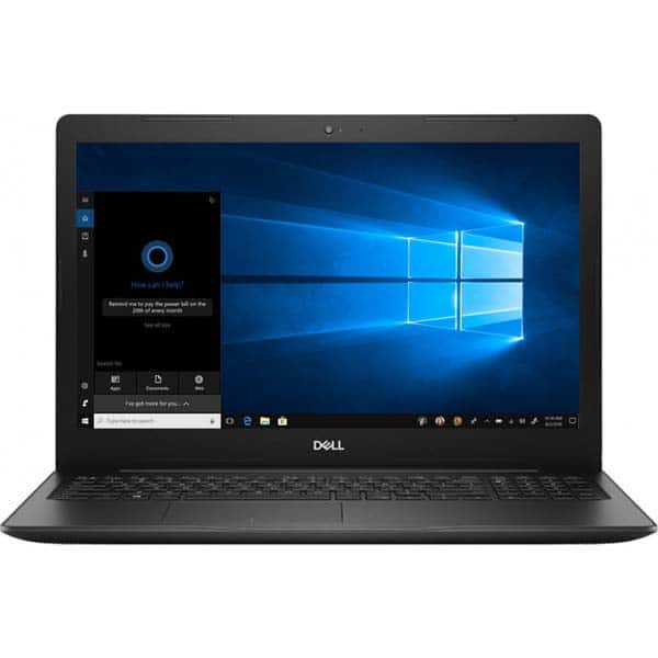 "Laptop DELL Vostro 3580, Intel Core i5-8265U pana la 3.9GHz, 15.6"" Full HD, 8GB, SSD 256GB, Intel UHD Graphics 620 , Windows 10 Pro, negru"