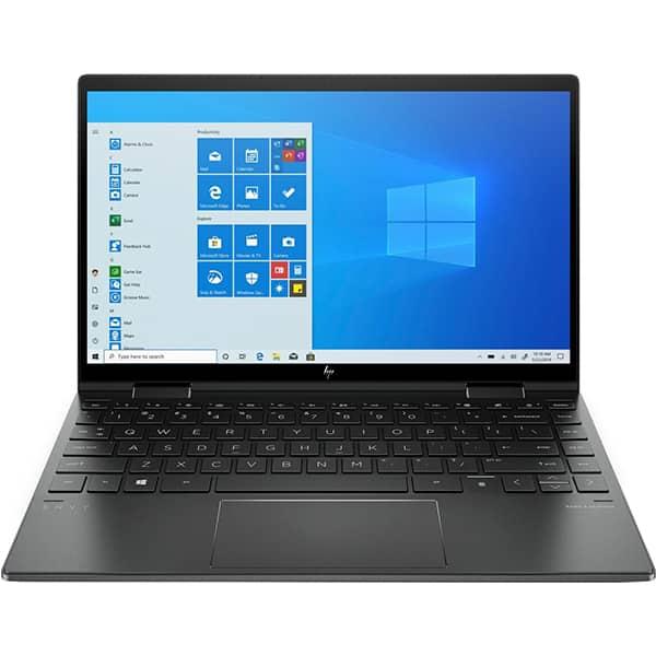 "Laptop HP Envy x360 13-ay0008nn, AMD Ryzen 7 4700U pana la 4.1GHz, 13.3"" Full HD Touch, 16GB, SSD 512GB, AMD Radeon Graphics, Windows 10 Home, negru"
