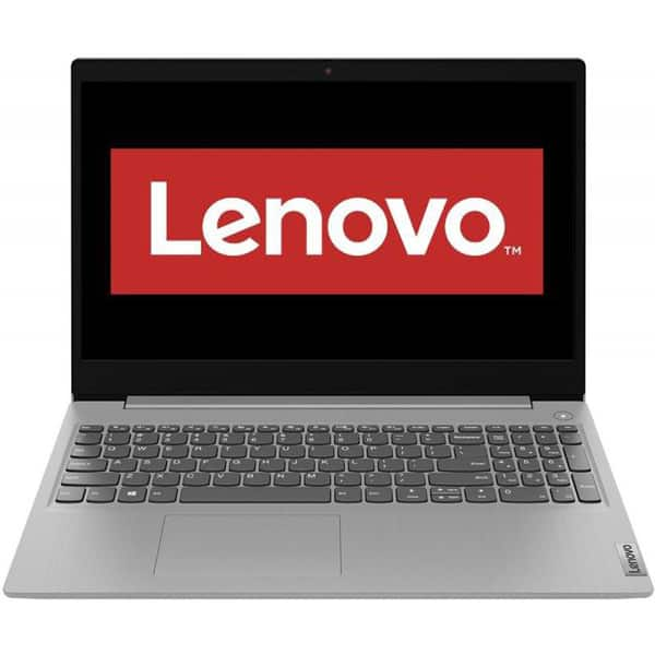 "Laptop LENOVO IdeaPad 3 15ARE05, AMD Ryzen 3-4300U pana la 3.7GHz, 15.6"" Full HD, 4GB, SSD 256GB, AMD Radeon Graphics, Free DOS, gri"