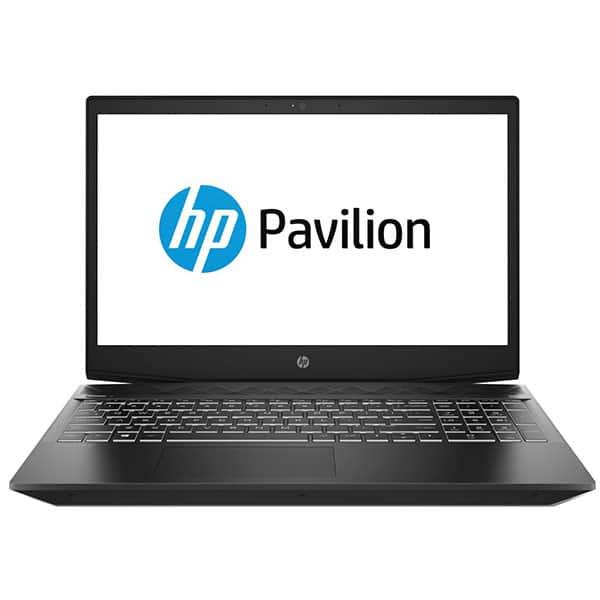 "Laptop Gaming HP Pavilion 15-cx0026nq, Intel Core i5-8300H pana la 4 GHz, 15.6"" Full HD, 8GB, SSD 512GB, NVIDIA GeForce GTX 1050 Ti 4GB, Free Dos, negru"