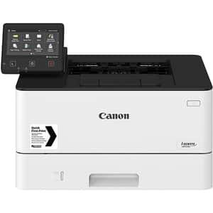 Imprimanta laser monocrom CANON i-SENSYS LBP228X, A4, USB, Retea, Wi-Fi
