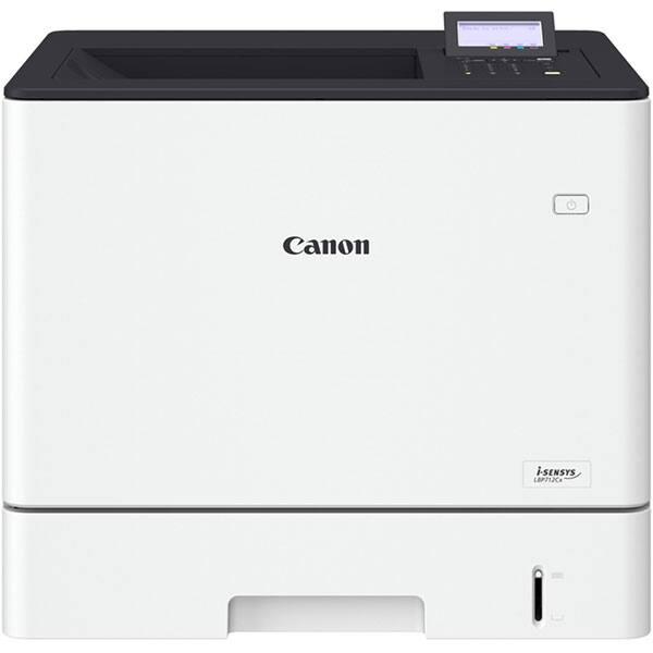 Imprimanta laser color CANON i-SENSYS LBP712CX, A4, USB, Retea