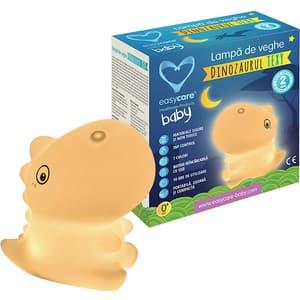 Lampa de veghe EASYCARE Baby Texy EASY00143, galben-negru