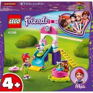 LEGO Friends: Locul de joaca al catelusilor 41396, 4 ani+, 57 piese