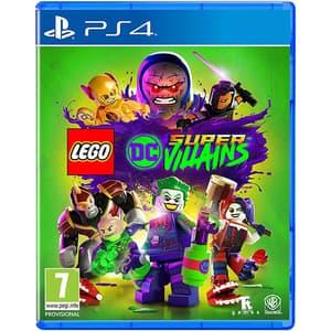 LEGO DC Super-Villains PS4