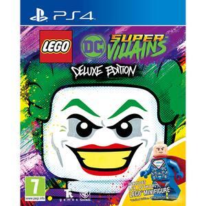LEGO DC Super-Villains Minifigures Edition PS4