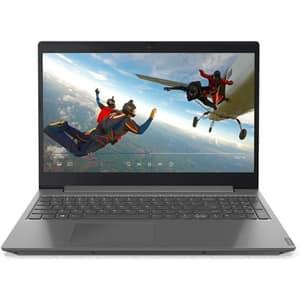 "Laptop LENOVO V155-15API, AMD Ryzen 5-3500U pana la 3.7GHz, 15.6"" Full HD, 8GB, SSD 256GB, AMD Radeon Vega 8 Graphics, Free DOS, gri"