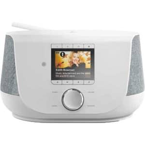 Internet radio HAMA DIR3300SBT 54228, FM, DAB, DAB+, Bluetooth, alb