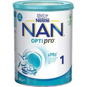 Formula speciala de lapte NESTLE NAN Optipro 1 HM-O 12358910, 0 luni+, 800g