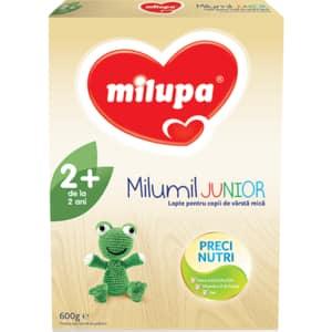 Lapte praf MILUPA MILUMIL Junior 2+ PreciNutri 586835, 2 ani+, 600g