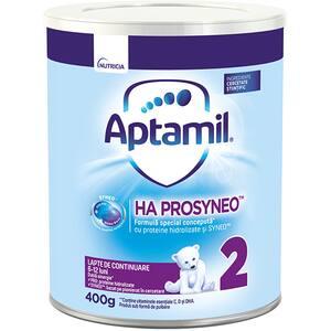 Formula speciala de lapte APTAMIL HA2 629675, 6 luni+, 400g