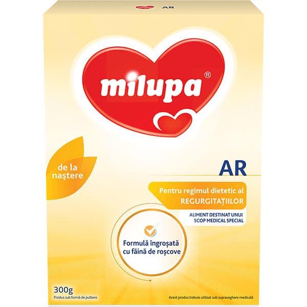 Formula speciala de lapte MILUPA MILUMIL AR 567941, 0 luni+, 300g
