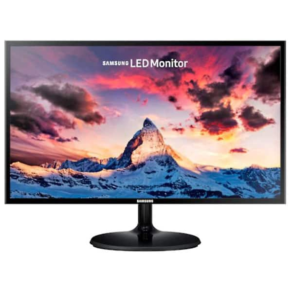 "Monitor LED PLS SAMSUNG LS27F354FHUXEN, 27"", Full HD, 60Hz, FreeSync, negru"