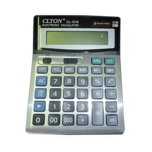 Calculator de birou NOKI, 16 cifre, gri