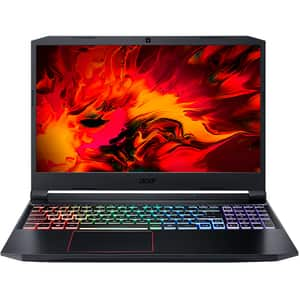 "Laptop Gaming ACER Nitro 5 AN515-44-R7K9, AMD Ryzen 7-4800H pana la 4.2GHz, 15.6"" Full HD, 16GB, SSD 512GB, NVIDIA GeForce GTX 1650Ti 4GB, Free DOS, negru"