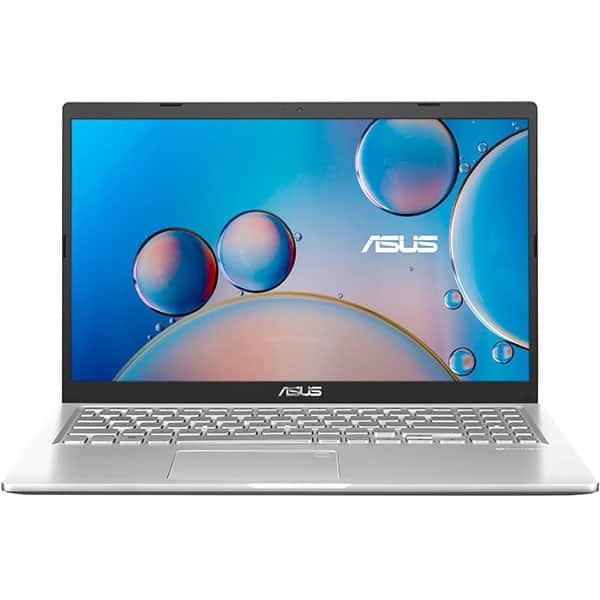 "Laptop ASUS X515MA-BR037, Intel Celeron N4020 pana la 2.8GHz, 15.6"" HD, 4GB , SSD 256GB, Intel UHD Graphics 600, Free DOS, argintiu"
