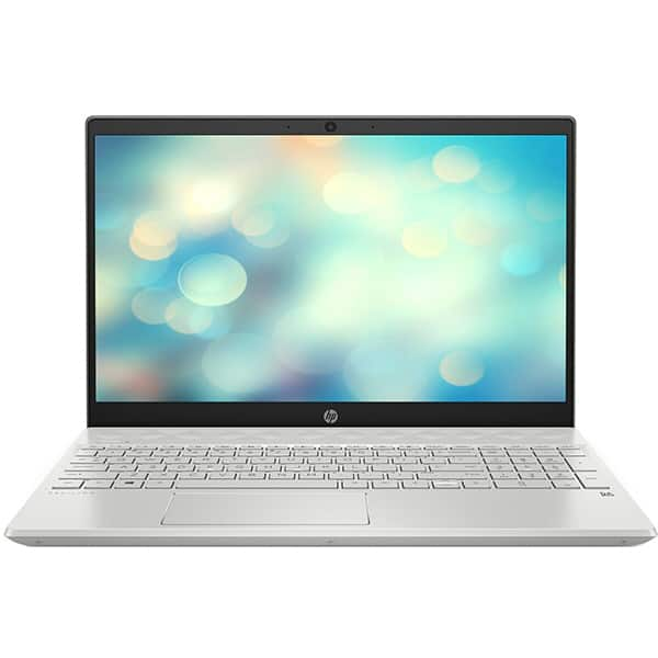 "Laptop HP Pavilion 15-cs3035nq, Intel Core i7-1065G7 pana la 3.9GHz, 15.6"" Full HD, 16GB, SSD 512GB, NVIDIA GeForce MX250 4GB, Free Dos, argintiu"