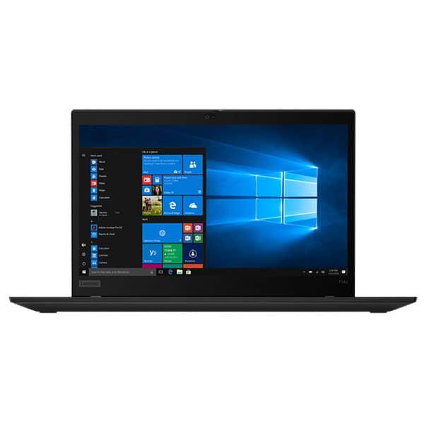 """Laptop LENOVO ThinkPad T14s Gen 1, Intel Core i7-10510U pana la 4.9GHz, 14"""" Full HD Touch, 16GB, SSD 512GB, Intel UHD Graphics, Windows 10 Pro, negru"""
