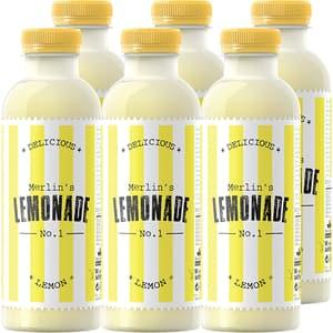 Limonada NO. 1 Lemon bax 0.6L x 6 sticle