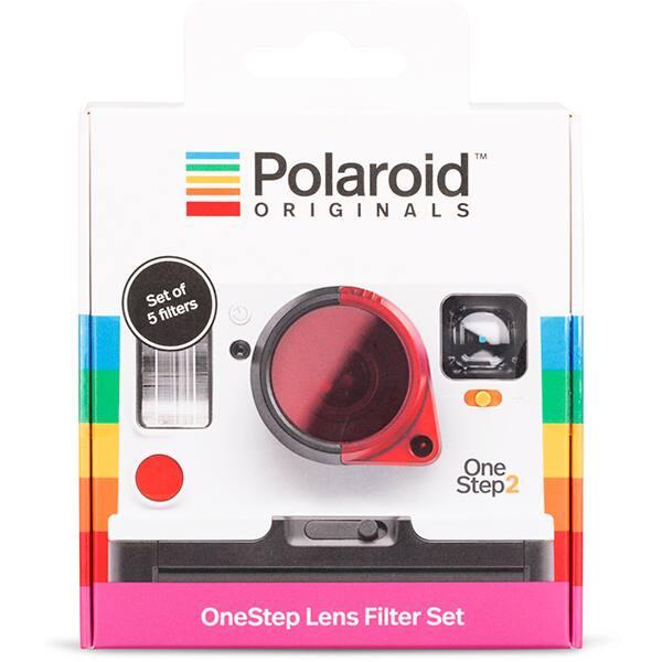 Set 5 Filtre colorate POLAROID Originals