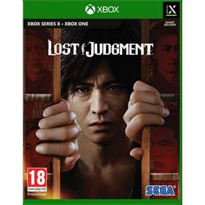 Lost Judgment Xbox One/Series
