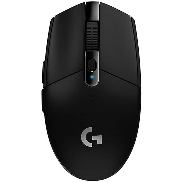 Mouse Gaming Wireless LOGITECH G305 Lightspeed, 12000 dpi, negru