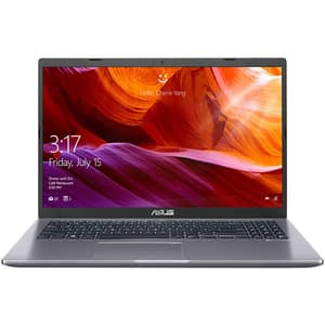 "Laptop ASUS M509DA-EJ347, AMD Ryzen 3 3250U pana la 3.5GHz, 15.6"" Full HD, 8GB, SSD 256GB, AMD Radeon Graphics, Free Dos, gri"