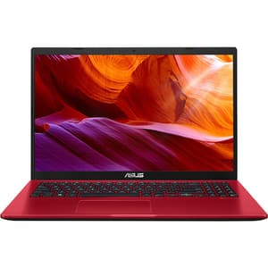 "Laptop ASUS M509DA-EJ940, AMD Ryzen 3 3250U pana la 3.5GHz, 15.6"" Full HD, 8GB, SSD 256GB, AMD Radeon Graphics Free DOS, rosu"