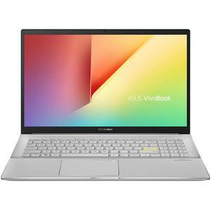 "Laptop ASUS VivoBook S15 M533IA-BQ042, AMD Ryzen 5-4500U pana la 4.1GHz, 15.6"" Full HD, 8GB, SSD 512GB, AMD Radeon Graphics, Free DOS, verde"