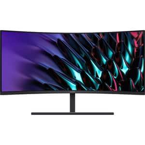 "Monitor Gaming curbat LED VA HUAWEI MateView GT, 34"", Ultra Wide QHD, 165Hz, Flicker Free, negru"