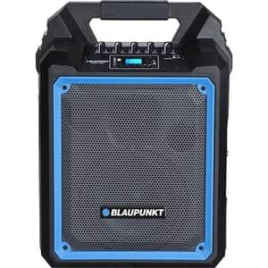 Boxa portabila BLAUPUNKT MB06, Bluetooth, Radio FM, Karaoke, negru