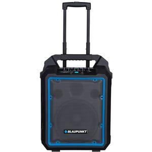 Boxa portabila BLAUPUNKT MB10, Bluetooth, Radio FM, Karaoke, negru