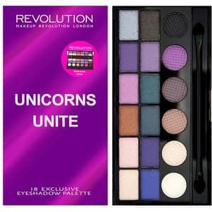 Paleta farduri MAKEUP REVOLUTION LONDON Salvation, Unicorns Unite, 13ml
