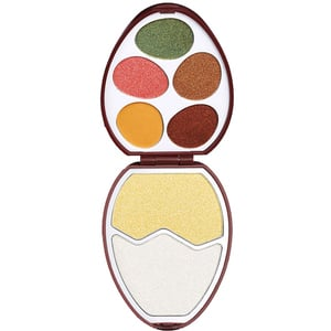 Paleta farduri MAKEUP REVOLUTION LONDON I Love Makeup, Chocolate, 10ml