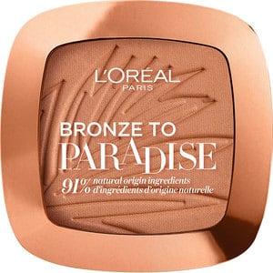 Fard de obraz L'OREAL PARIS Bronze To Paradise, 02 Baby One More Tan, 9g