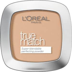 Pudra compacta L'OREAL PARIS Paris True Match, 4N Beige, 9g