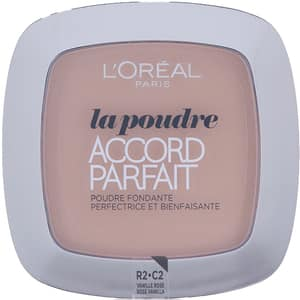 Pudra compacta L'OREAL PARIS Accord Parfait, R2 Vanilla, 9g