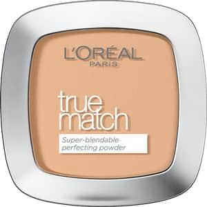 Pudra compacta L'OREAL PARIS Paris True Match, 3R/C Rose Beige, 9g