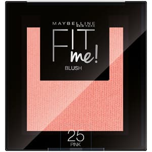 Fard de obraz MAYBELLINE NEW YORK Fit Me Blush, 25 Pink, 4.5g