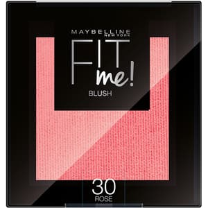 Fard de obraz MAYBELLINE NEW YORK Fit Me Blush, 30 Rose, 4.5g