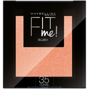 Fard de pleoape MAYBELLINE NEW YORK Fit Me Blush, 35 Corail, 4.5g