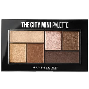 Paleta farduri MAYBELLINE NEW YORK The City, 400 Rooftop Bronzes, 6g