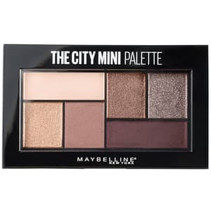 Paleta farduri MAYBELLINE NEW YORK The City, 410 Chill Brunch Neutral, 6g