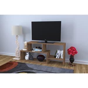 Comoda TV Clover, nuc, 122 x 30 x 54 cm