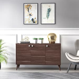 Bufet living Vega, nuc, 125 x 35 x 74 cm