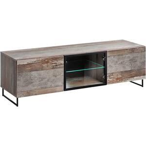 Comoda TV GENAROM RTV Plank, stejar canion wood, 150 x 45 x 44 cm